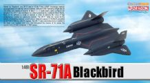 DR56263 DR56263 - 1/400 USAF SR-71A BLACKBIRD WITH NEW STYLE STAND